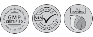 cGMP Certified, made in the USA